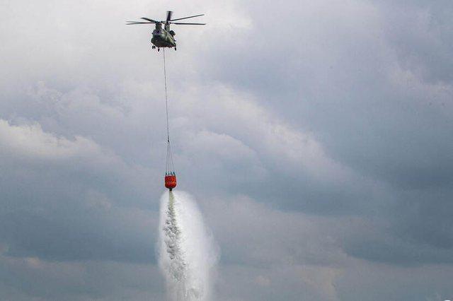Ambasada holandeze: Do sjellim dy helikopterë dhe 47 ushtarakë,