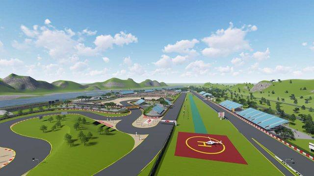 Foto/ Një automotopark do ndërtohet në Elbasan, detajet e