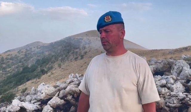 Video/ Shuhet vatra e rrezikshme e zjarrit: Nëse do hynte në Parkun e