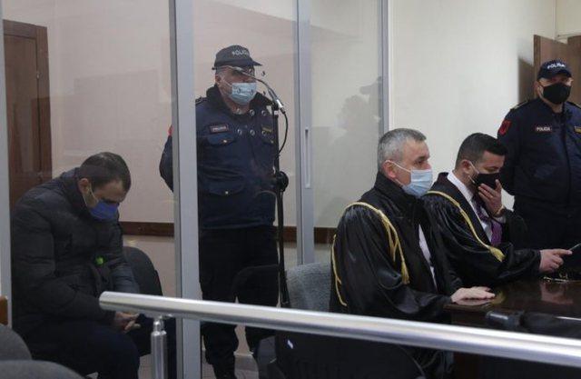 Ish-efektivi ankimon dënimin për vrasjen e Klodian Rashës