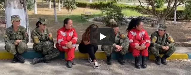 Reportazh nga Mira Kazhani/ Vajzat që shuajnë zjarre!