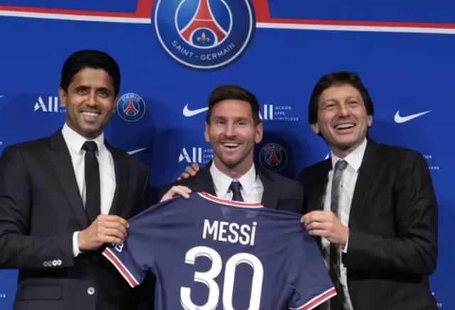 Messi from Paris in the new team: I have a dream!