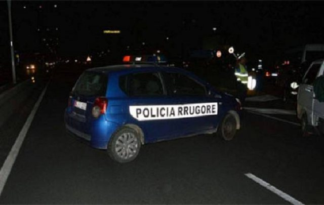 Fatal accident in Vlora! The car crashes the 50-year-old
