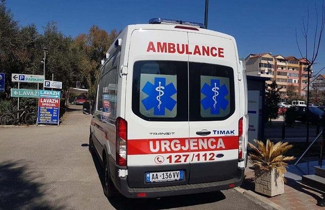Vlora / The 25-year-old dies in the Orphanage