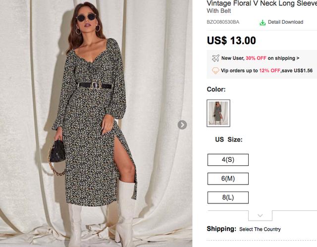 Ku mund të vishesh me një fustan që askush s'do ta