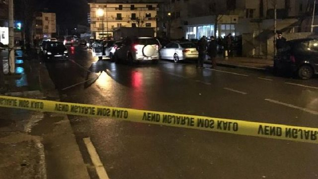 Lushnjë / They were shot with firearms by a moving car! The owner of a
