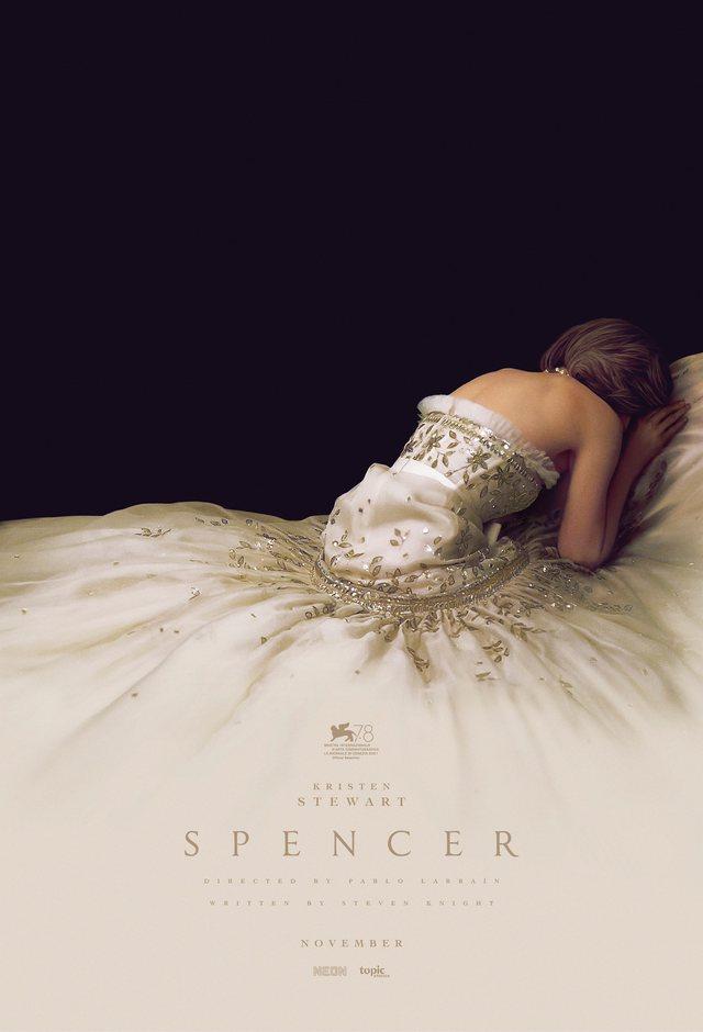 Kristen Stewart will play Princess Diana in Pablo Larraín's latest