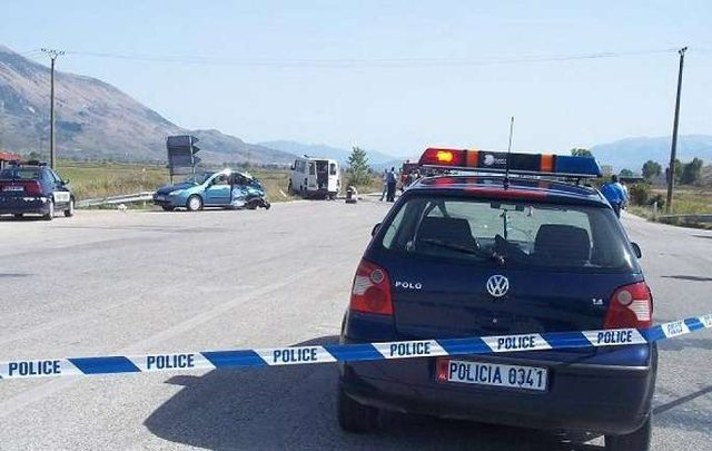 Saranda-Gjirokastra axis / The van falls into the abyss, 5 dead are reported