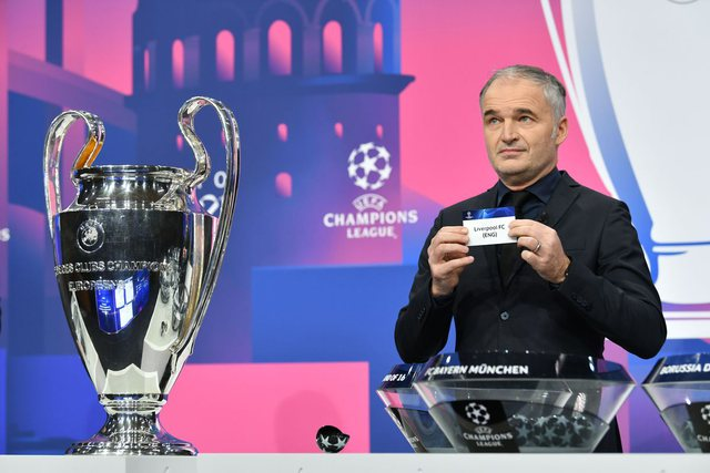 The Champions League draw is made! Big challenges from the first phase, the