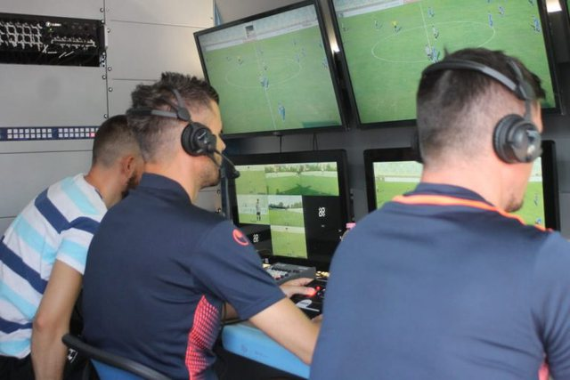 The VAR system also debuts in Albanian football in the Super Cup match between