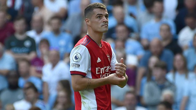 Granite Xhaka becomes infected with Covid