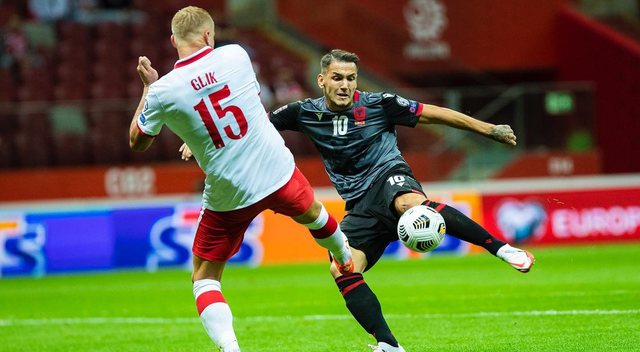 VIDEO / The Poland-Albania match ends, a heavy loss for the red and blacks