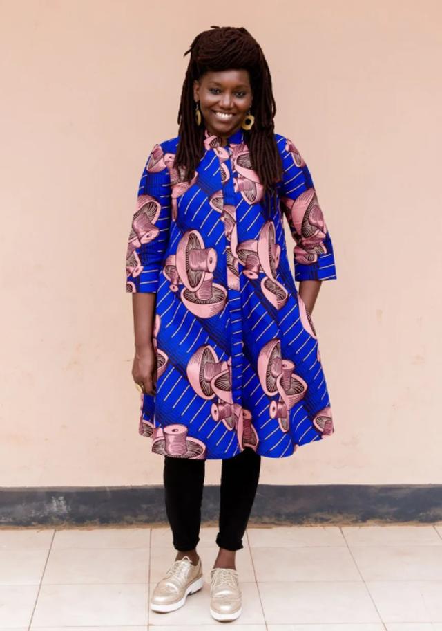 Historia e një vajze që gjeti lumturinë duke veshur fruta dhe