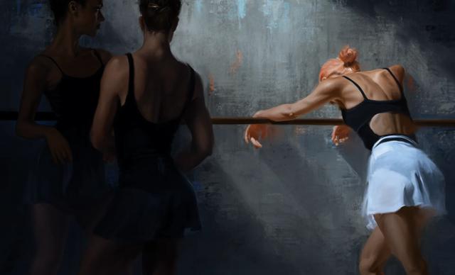 Historia si film thriller e Doug dhe Ashley Benefield: Kompania e Baletit,