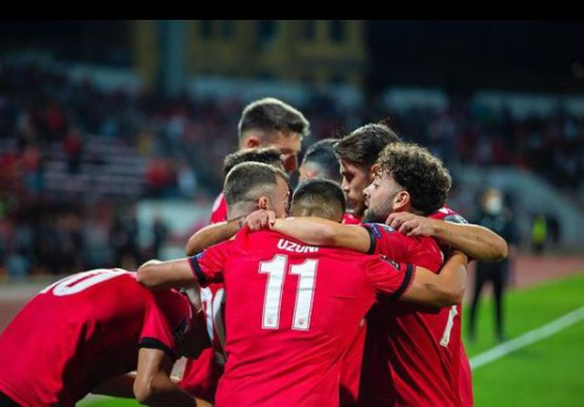 The national team nails San Marino with five goals