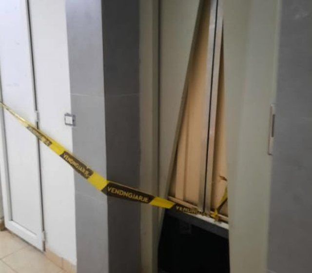Disconnection of the elevator in Astir / Police arrest the administrator of the