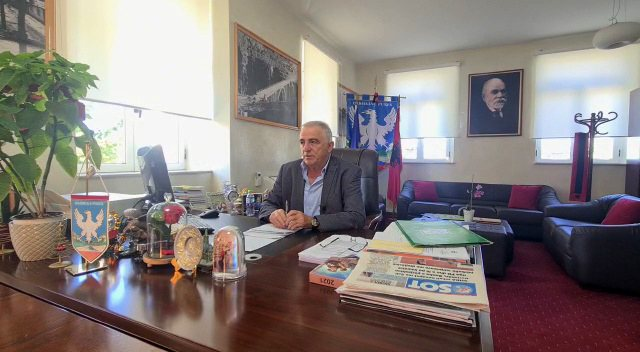 The Municipality of Puka sets a condition for the vaccine or the buffer for the