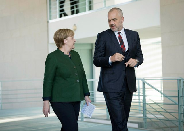 Merkel arrives in Tirana tomorrow, the agenda is revealed: Meeting with Prime