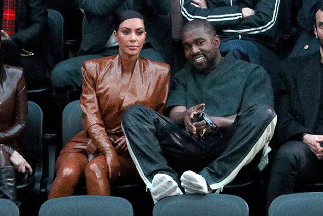 Foto/ Kanye West i bën unfollow Kim-it nga Instagrami
