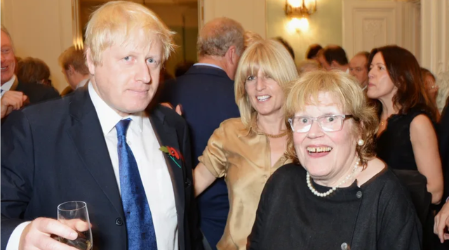 Boris Johson loses his mother. What he once said about his relationship with her