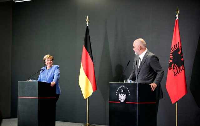 Merkel gives hope for the Berlin Process: I do not think it is over