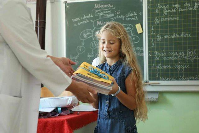 280 mijë nxënës përfitues të librave shkollorë
