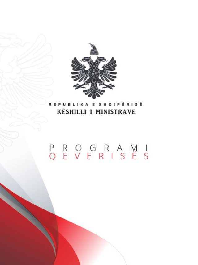 Document / Government 'Rama 3' publishes the governing program: 5 main