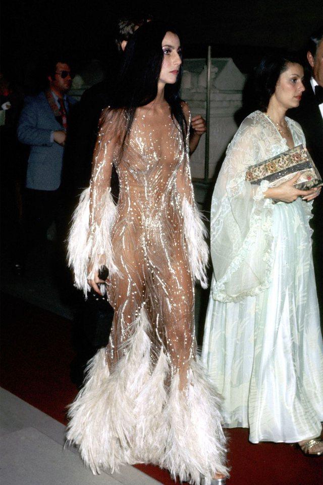 Veshjet më të bukura të Met Gala në vite