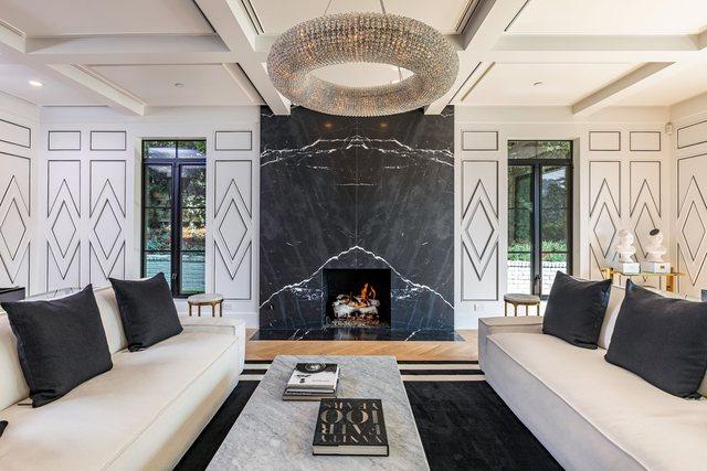 Brenda vilës në Beverly Hills të Rihanna-s ku mëngjesi dhe