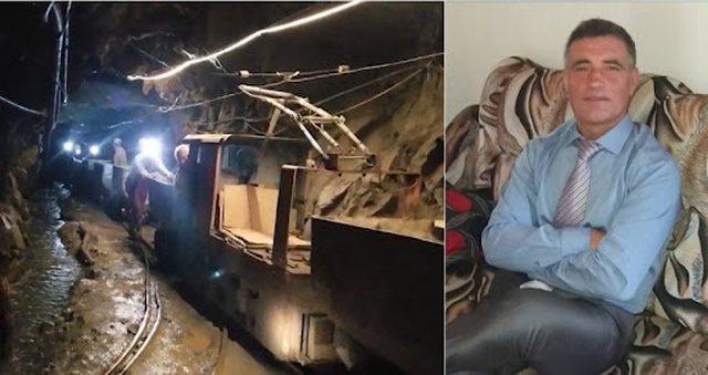 Ky është minatori i bllokuar prej dy ditësh në minierën