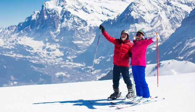 Pse personat me ankth duhet të merren me Ski
