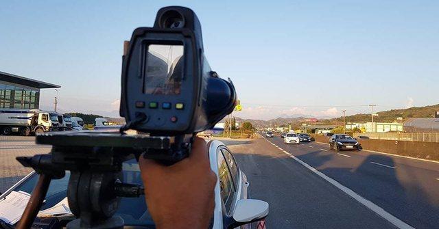 Me shpejtësi dhe të dehur në timon, arrestohen 10 shoferë,