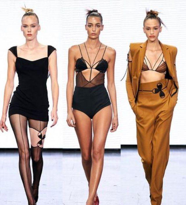 Modelet me veshjet e stilistes Nensi Dojaka në Instagramin e Kryeministrit