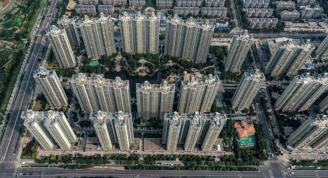 """The """"Evergrande"""" crisis and the end of China's model to build"""