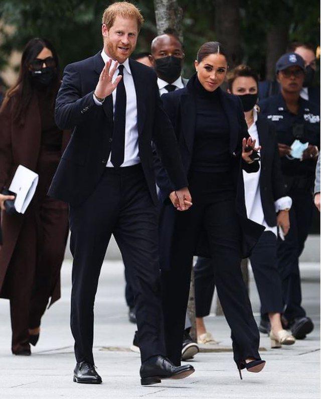 Meghan dhe Harry mbërrijnë në New York, zbulohet arsyeja e