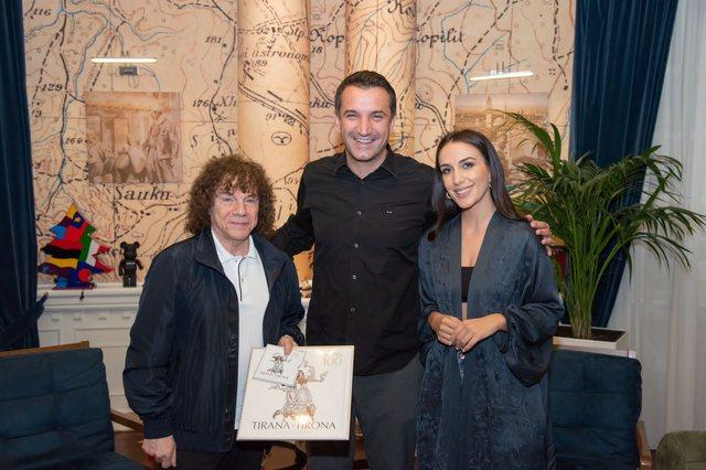 Ikona e muzikës italiane Riccardo Cocciante vjen në Tiranë dhe jo