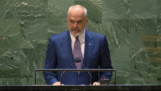 Rama nga Asambleja e OKB bën thirrje për njohjen e Kosovës: Nuk
