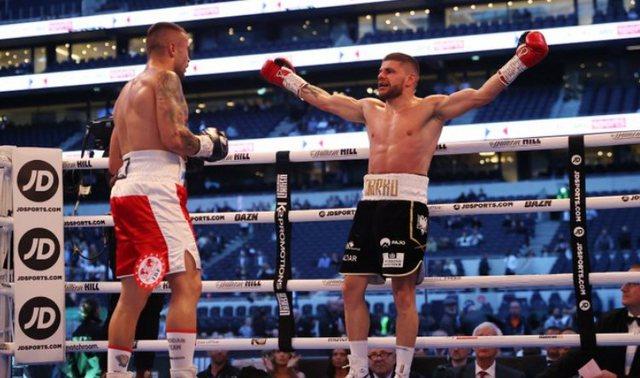 Boxer Florian Marku is declared world champion