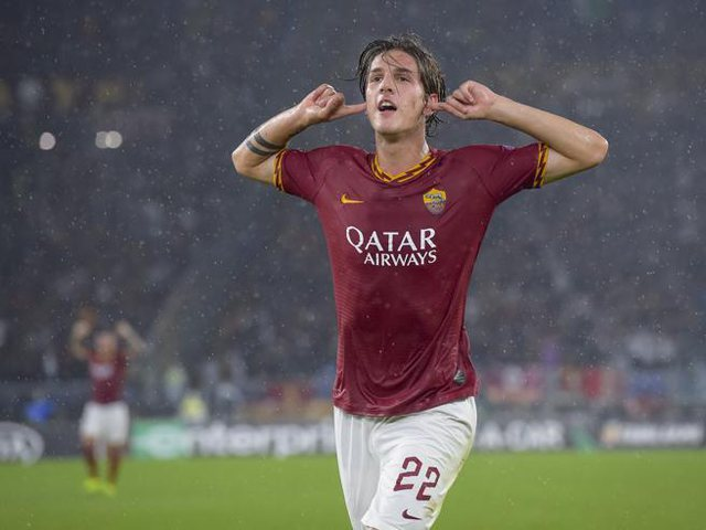 Video / The embarrassing gesture of the Roma footballer that disturbed the