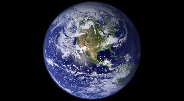 The earth is losing its luster and that is why we need to worry