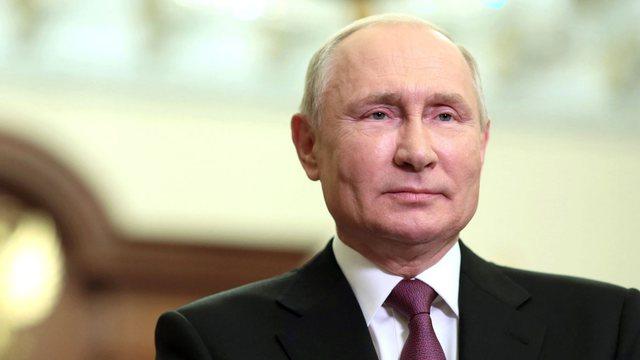 President Putin blames Europe for the gas price crisis