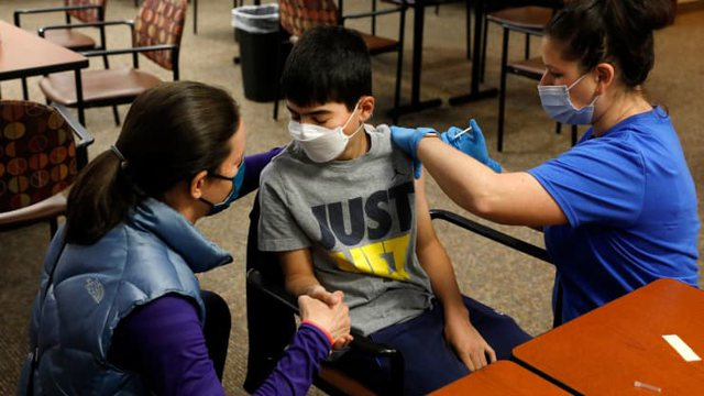 Pfizer requires the vaccine for children 5 to 11 years old, but what differs
