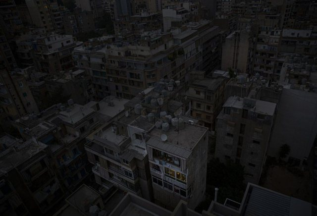Photo / In total darkness: The country that is suffering the consequences of