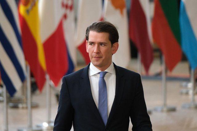 Austrian Prime Minister Sebastian Kurz resigns