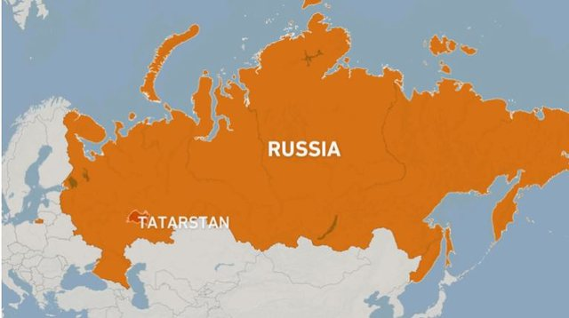 Plane crashes in Russia. At least 16 victims