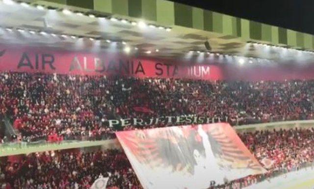 """Emocione në """"Air Albania"""" për ndeshjen me Poloninë"""