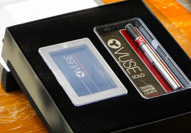 FDA autorizon cigaren e parë elektronike, por vetëm me një shije