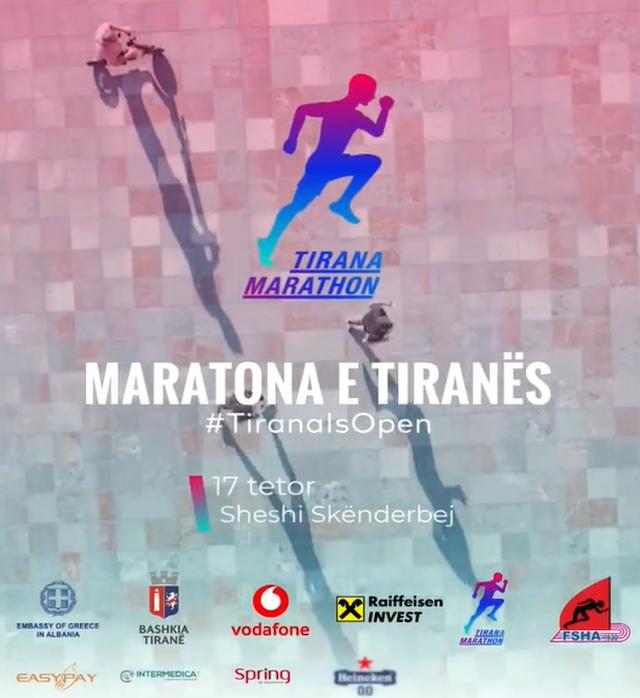 Sot dita e fundit e regjistrimeve për Maratonën e Tiranës. Linku