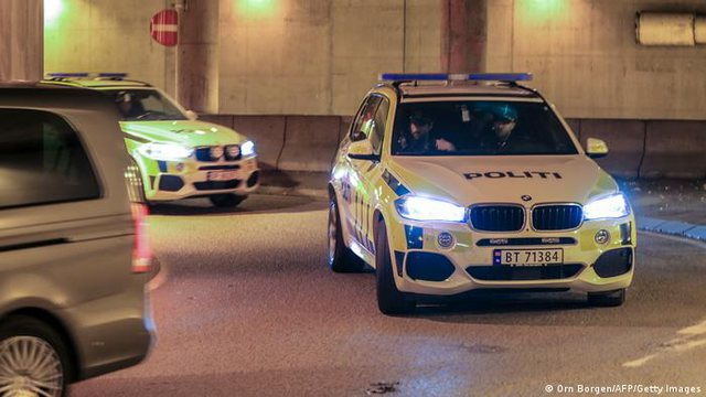 Latest News - Dozens Dead in Oslo, Norway! A person shot them with arrows