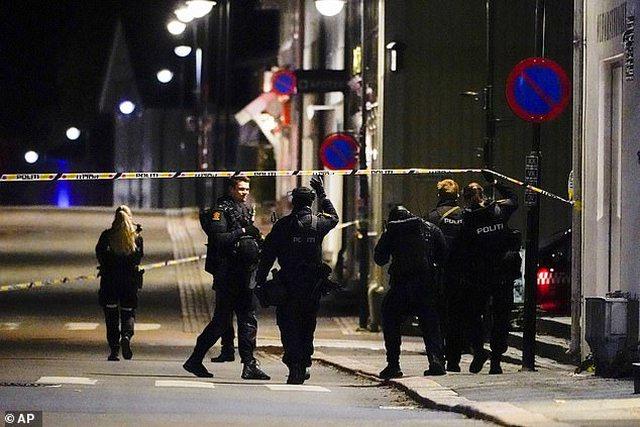 Disa të vdekur në Kongsberg të Norvegjisë! Një person i